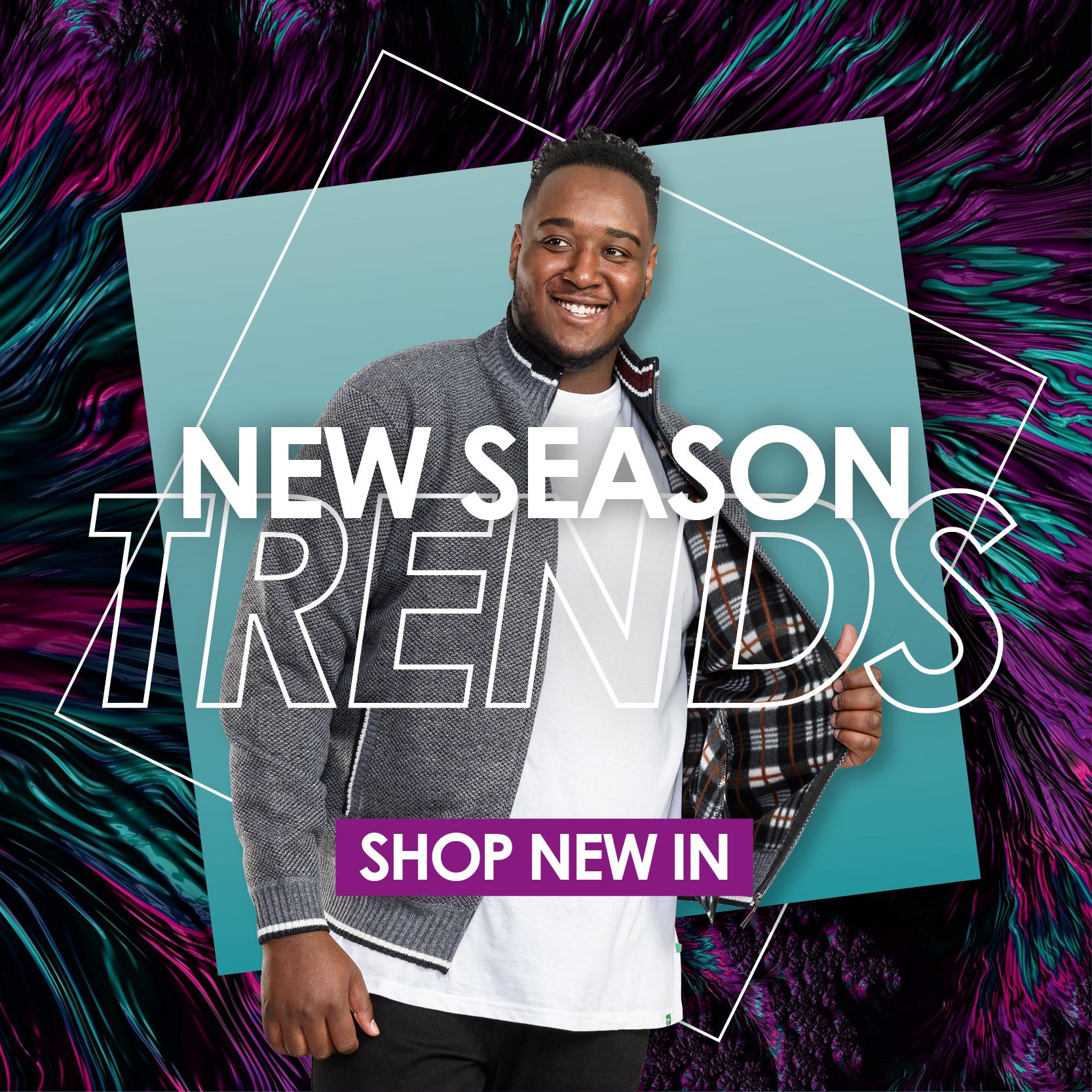 New Season Trends