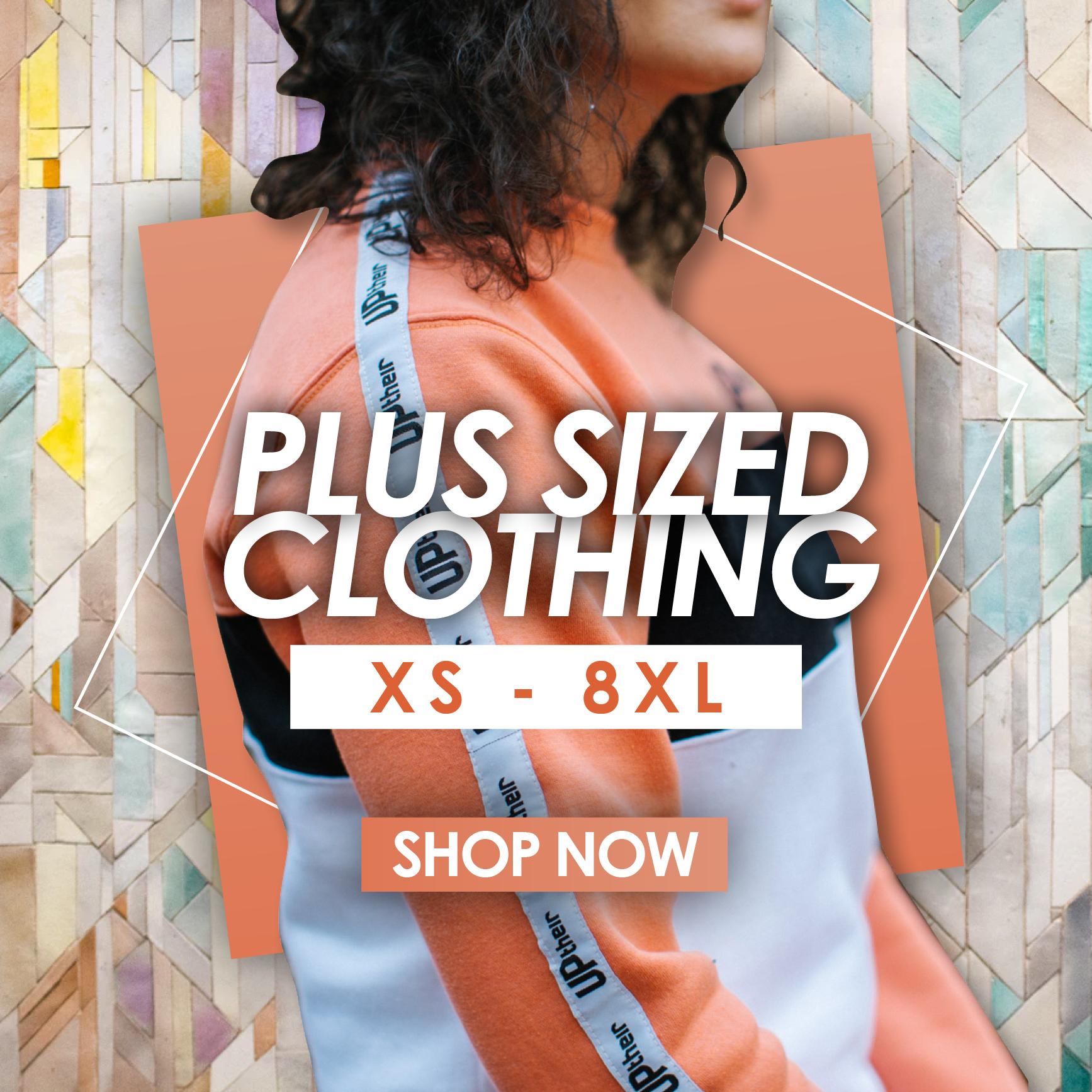 Shop Big 2XL - 10XL Womenswear